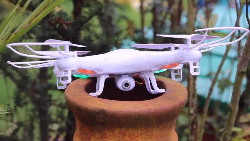 Syma X5C-1 Camera Explorers Review