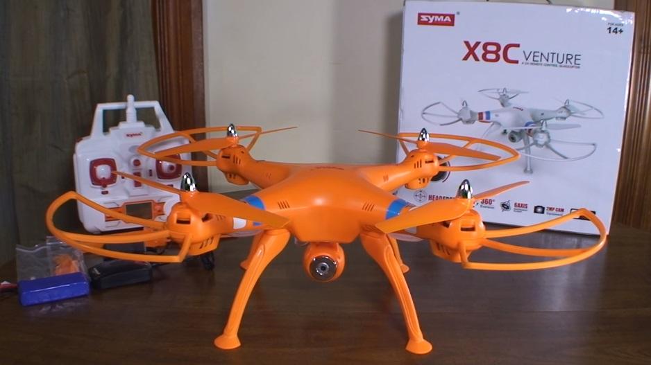 syma-x8c-drone