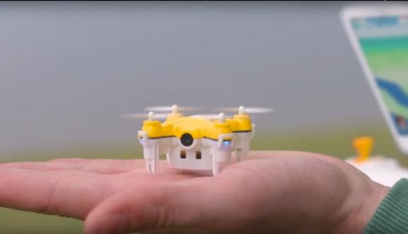 pokemon go drone