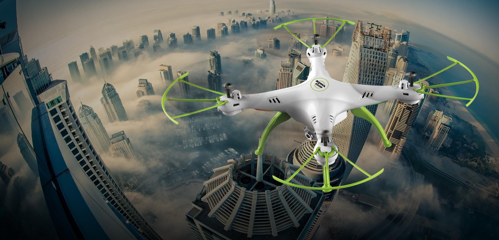 syma-x5hw-drone
