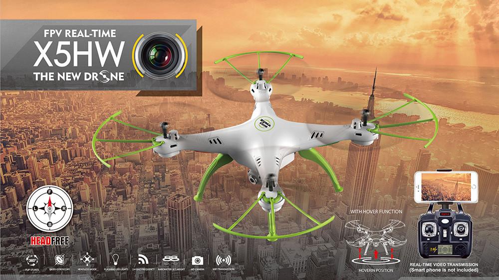 x5hw-drone